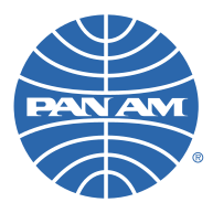 PAN AM Logo ab 1958