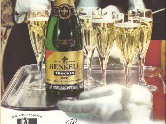 """Henkell ist nicht irgendein Sekt - er ist der Begleiter """"für des Lebens große Stunden"""". Ob Nobelpreisempfang oder andere wichtige Termine. Der deutsche Premium-Sekt gehört dazu."""