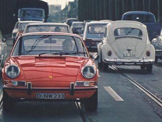 Bild aus Porsche Anzeige von 1969
